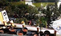 Ngắm Hồ Gươm – ăn trưa cafe lý tưởng