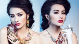 Bộ sưu tập thời trang banana cùng gương mặt đại diện Yaya Trương Nhi