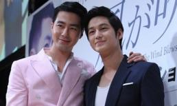 6 cặp đôi 'đồng giới' được yêu thích nhất màn ảnh Hàn 2013