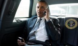 Những người quyền lực nhất thế giới dùng điện thoại gì?