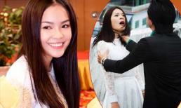 Dương Cẩm Lynh lần đầu đóng phim ma