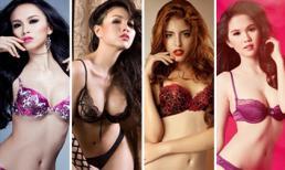 10 chân dài mặc nội y đẹp nhất showbiz Việt