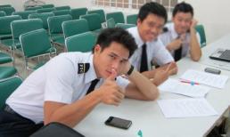 Nam vương Tiến Đoàn 'trốn' Showbiz làm phi công