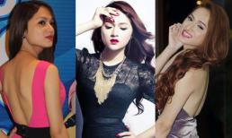 Gu thời trang sexy của Hương Giang Idol