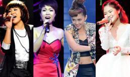 Dự đoán 4 Diva tương lai của làng nhạc Việt