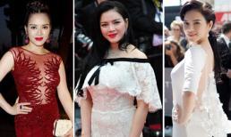 Bóc mác váy hàng hiệu của Lý Nhã Kỳ tại Cannes 2013