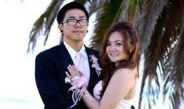 Lộ ảnh cưới của Xuân Mai và bạn trai Việt kiều?
