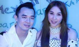 Quỳnh Thư lần đầu khoe bạn trai đại gia