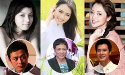 """Những cô vợ """"Hoa hậu"""" nổi tiếng của sao nam Việt"""