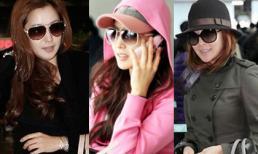 Khám phá thời trang sân bay của 'mỹ nhân không tuổi' Kim Hee Sun