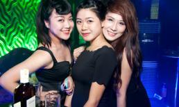 Dàn girl boy Hà Thành xôm tụ tưng bừng tại bar
