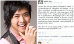 Xúc động trước những dự định chưa kịp làm của Wanbi Tuấn Anh