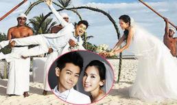 Ảnh đám cưới hơn 2 tỷ đẹp như mơ của Lâm Chí Dĩnh ở đảo Phuket