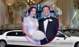 Đám cưới sang trọng của Lưu Hiểu Khánh với chồng thứ 4