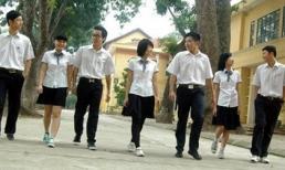 Học sinh Hà Nội chỉ cần mặc sạch đến trường