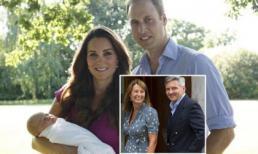 Mẹ công nương Kate sẽ trở thành vú nuôi cho tiểu hoàng tử