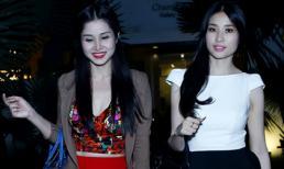 Vợ Phan Thanh Bình nổi bật giữa dàn mỹ nhân nhà Venus