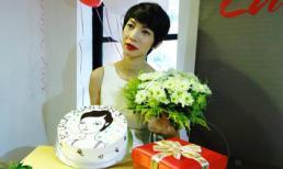 Xuân Lan được fan mừng sinh nhật trước khi lâm bồn