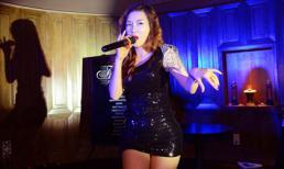 Đinh Hương tự tin hát bài hit của Rihanna