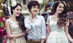 Mỹ nhân Việt rộn ràng đóng Trung Thu