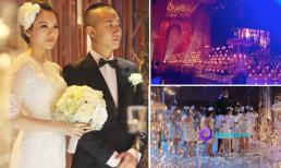 Toàn cảnh đám cưới 7 tỷ
