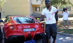 Balotelli khoe siêu xe 18 tỷ đồng