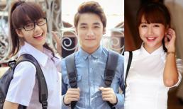 Khả Ngân, M-TP, Quỳnh Anh Shyn nhí nhảnh chào năm học mới