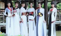 NTK Thuận Việt mang bộ sưu tập áo dài đặc sắc tới Nhật