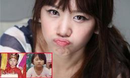 Bạn gái Hàn Quốc của Tiến Đạt khoe ảnh thuở nhỏ dễ thương