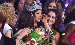 Người đẹp Philippines đăng quang HH Siêu quốc gia