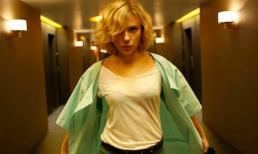 Khi vẻ đẹp nóng bỏng của Scarlett kết hợp phim hành động giả tưởng