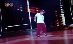 Bước nhảy hoàn vũ nhí 2014 tập 2: Phần thi của Nguyễn Anh Tú