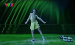 Bước nhảy hoàn vũ nhí 2014 tập 2: Phần thi của Nguyễn Trang Linh