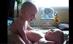 Cười sằng sặc với những Baby cực dễ thương