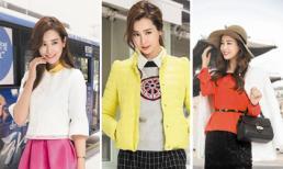 Lee Da Hae rạng rỡ với bộ sưu tập mùa hè của hãng thời trang Shunufang