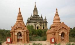 """Bagan – thành phố """"vạn đền"""""""