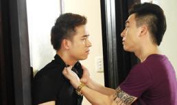 Tiến Dũng (The Men) 'đánh nhau' với Lê Hoàng để giành người yêu