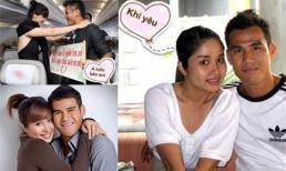 Vợ Phan Thanh Bình hạnh phúc khoe ảnh thời mới yêu và được cầu hôn trên máy bay