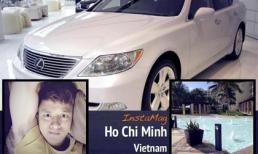 Fan mạnh tay chi quà tiền tỷ tặng sao Việt