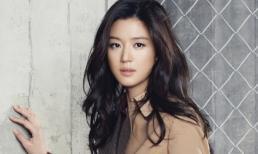 Jeon Ji Hyun thanh lịch trong bộ sưu tập mùa thu mới