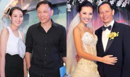 Những cặp đôi lệch nhau hơn 20 tuổi trong showbiz Việt