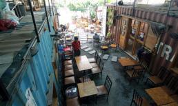 Cà phê container bụi phủi - Nơi ăn chơi hút giới trẻ Sài Gòn