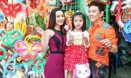 Cao Mỹ Kim, Đoàn Việt Phương rạng rỡ vui Trung thu cùng trẻ thơ