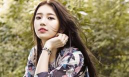 Suzy (Miss A) đẹp mong manh tựa pha lê