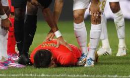 Messi 'ăn vạ' trên sân khách của Malaga