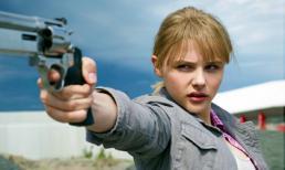 Bạn gái cậu cả nhà Becks đấu súng 'nghẹt thở' trong phim 'bom tấn'