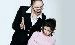 Sai lầm phổ biến khi phạt con