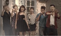Dàn ca sĩ trẻ Vpop khuấy động trong 'Young Hit Young Beat'