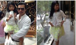 Trần Bảo Sơn khoe ảnh con gái đi catwalk chuyên nghiệp
