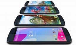 Loạt smartphone 5-inch giá hợp lý